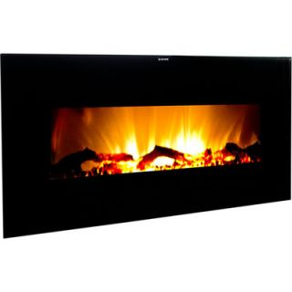 Valencia Extra Wide Wall Mounted Electric Fireplace for Sale