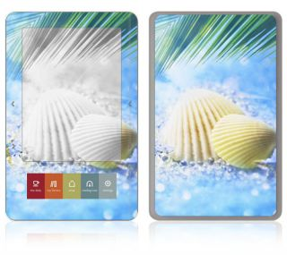 ST21 Barnes Noble Nook Color Touch Decal Skin Sticker Cover Summer Shell