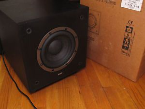 ASW300 Active Sub Woofer Home Theater Surround Bowers Wilkins