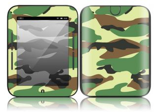 BZ12 Barnes Noble Nook Color Touch Decal Skin Sticker Cover Camo
