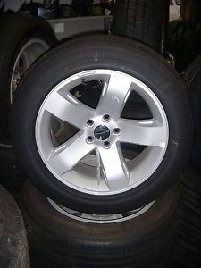 "09 10 Dodge Challenger Wheels and Michelin Tires 18"" Charger Magnum 06 12 Set"