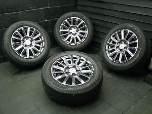 "17"" PVD Cadillac cts Wheels Factory Rims Michelin Tires 2008 2013"