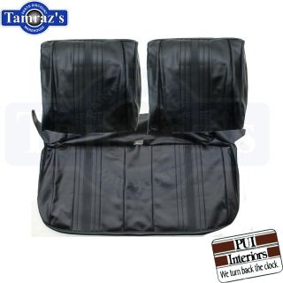 69 71 Nova SS Front Rear Seat Covers Upholstery