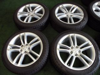"19"" Factory Tesla Model s Wheels Goodyear Tires 2013 Silver 20 21"