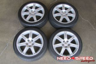 "18"" Factory Mitsubishi Eclipse GS Wheels Rims Goodyear Tires"