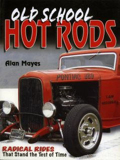 Old School Vtg Hot Rods Book Roadster Rat Street Custom Ford 1932 5 Window