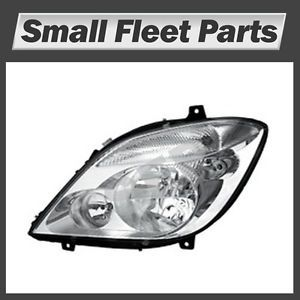 Headlight Assembly Left Halogen Dodge MB Freightliner Sprinter 906 820 15 61
