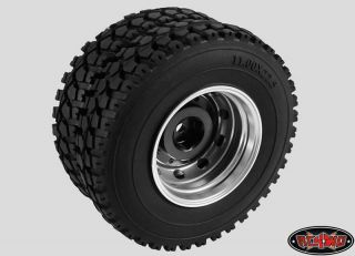 "Road Trucker 1 7"" 1 14 Semi Truck Tires"