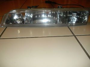 1996 Lincoln Mark VIII 8 Headlight Assembly Set Pair 1996 HID LSC