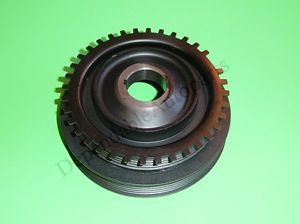 98 02 Mazda 626 V6 2 5L Harmonic Balancer Crankshaft Pulley