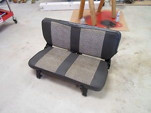 Suzuki Samurai Rear Seat Good Condition