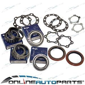 2 Front Wheel Bearing Kits Toyota Hilux 4x4 Leaf Front