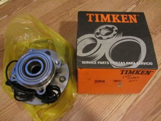 New TIMKEN HA590166 Front Wheel Bearing Hub Assy Dodge 2500 3500 1500 4x4 4WD