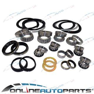 Nissan Patrol Y61 4WD Hub Wheel Bearing Repair Kit Front Swivel Knuckle Seal
