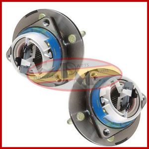 New 2 Front Wheel Bearing Hub Assembly with ABS