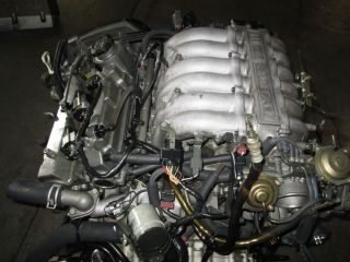 Mitsubishi 3000gt Stealth Eclipse Gallant JDM 6g72 DOHC V6 Engine Motor 3 0L