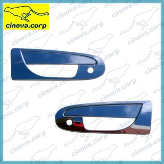 95 96 97 98 Eagle Talon Chrome Door Handle Cover Bezel