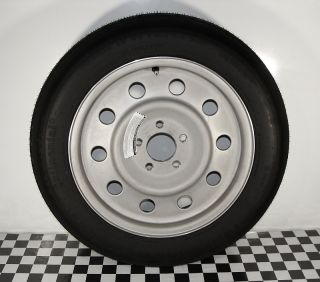 Ford Compact Mini Spare Tire Aluminum Rim 16 inch Mustang Drag Front Runner