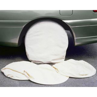 Canvas Wheel Tire Cover Maskers Paint Auto Car Masking