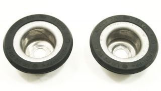 Front Strut Caps Cups Mounts 99 05 VW Jetta Golf Beetle Audi TT 1J0 412 319 C