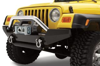 Jeep Wrangler Unlimited Front Bumper
