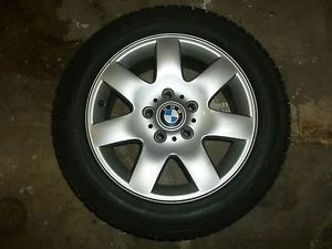 Set 4 BMW Toyo Studless Snow Tires Wheels 205 55 R16 Winter 325xi 2004 325i Rims