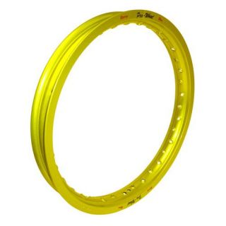Pro Wheel Rear Rim 19x1 85 Yellow 191KSYYE Suzuki RM125 90 07
