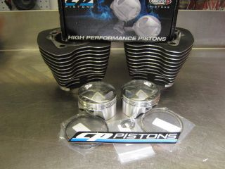 "Harley Davidson Twin Cam Big Bore Kit 88 TO98"" 96 to 107"""