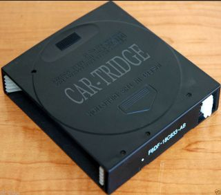 Magazine Cartridge for Ford Taurus Mercury Villager Nissan Quest 6 CD Changer