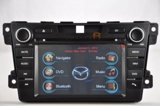 2007 11 Mazda CX 7 DVD GPS Navigation Radio Double 2 DIN in Dash 08 09 10 Player