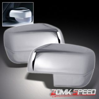 2005 2009 Land Rover LR3 Chrome Mirror Covers Pair Set
