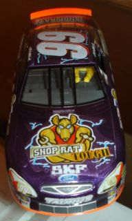 99 Carl Edwards Shop Rat Ford NASCAR Decals 04 1 32nd Scale Slot Car Decals