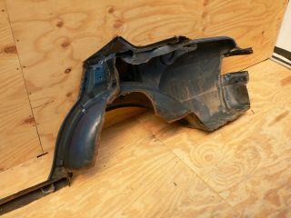 Mercedes Right Rear Quarter Panel 123 Chassis OEM Very Good Used