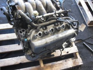 95 98 Acura TL Complete Engine Motor 3 2 V6