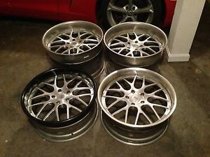 360 Forged Mesh 8 for Corvette Wheels Z06 Grand Sport and Wide Coupe Rims