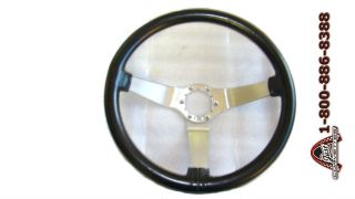 1977 1982 C3 Corvette Original Steering Wheel Black