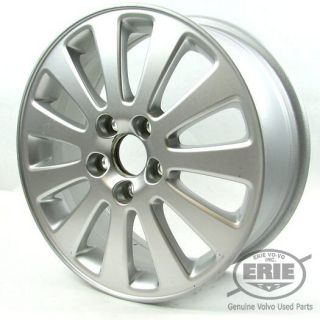 "Volvo 16""x6 5 Cygnus Alloy Rim Wheel 8698636 for S40 V50 C30 C70"