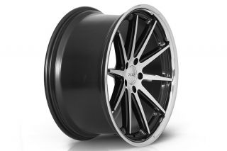 "20"" Benz S400 S550 S600 S63 S65 XIX x31 Concave Machined Staggered Wheels Rims"