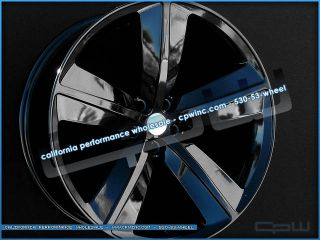 "22"" Authentic Marcellino CHALLENGER22 Wheels Fits Dodge Charger Magnum Chrysler"