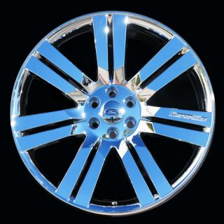 "24"" F150 Wheels Rims Ford Lincoln Navigator Chrome 20"" Upgrade"