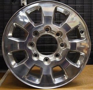 "GMC Sierra Denali HD 2500 3500 8 Lug 18"" Factory Wheel Rim 2011 13 5501 3"