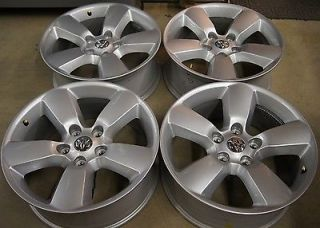 "New 2014 Dodge RAM 1500 Factory Alloy 20"" Wheels Rims 2002 2014 Free Ship"