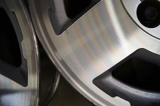 "Chevy Silverado Suburban Tahoe Avalanche Express Factory 17"" Wheels Rims"
