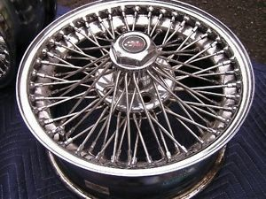 Dayton Wire Wheels Rims Cadillac Allante GM