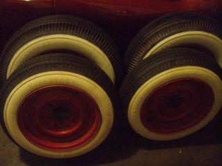 1932 33 34 35 36 39 40 Ford Wheels and Tires Scta Hot Rod Flathead Ford Rat Rod