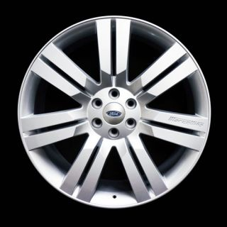 "24"" Ford F150 Platinum Silver Marcellino Expedition Navigator Wheel Set 20 22 24"