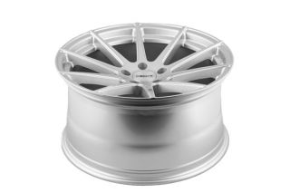 "20"" Lexus LS460 LS600 LS Incurve IC S10 S10 Concave Silver Staggered Rims Wheels"
