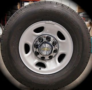 "New Chevy Silverado Suburban Express 2500 3500 Factory 16"" Wheels Rims Tires"