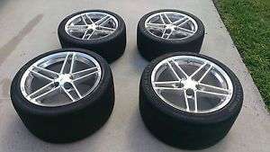 C6 Z06 Original Factory GM Corvette Wheels Rims