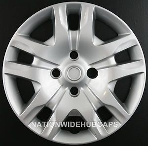 "4 16"" Nissan Sentra Bolt on 4 Lug Wheel Covers Rim Full Hub Caps Hubs Free SHIP"